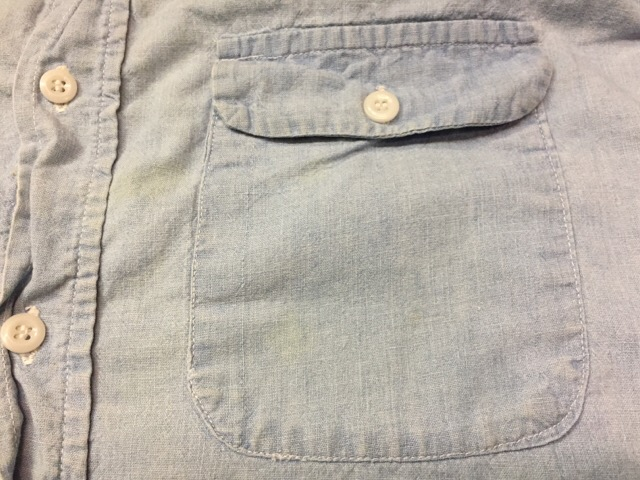 "4月5日(水)大阪店ヴィンテージ入荷!#2 Work編!!NOS 50\'s ""HAPPY JACK\""Vintage Denim Painter!!_c0078587_1319823.jpg"