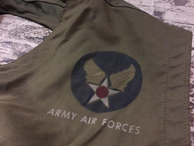 4月5日(水)大阪店ヴィンテージ入荷!#3 Military編!!40\'s U.S.A.A.F C-1 VEST!!_c0078587_2192970.jpg