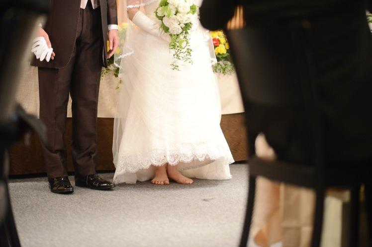 ウェディングフォト!S&A~裸足の花嫁~_e0120789_23490222.jpg