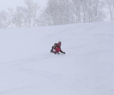 2017年1月21日朝里岳を滑る -1_c0242406_09051586.jpg