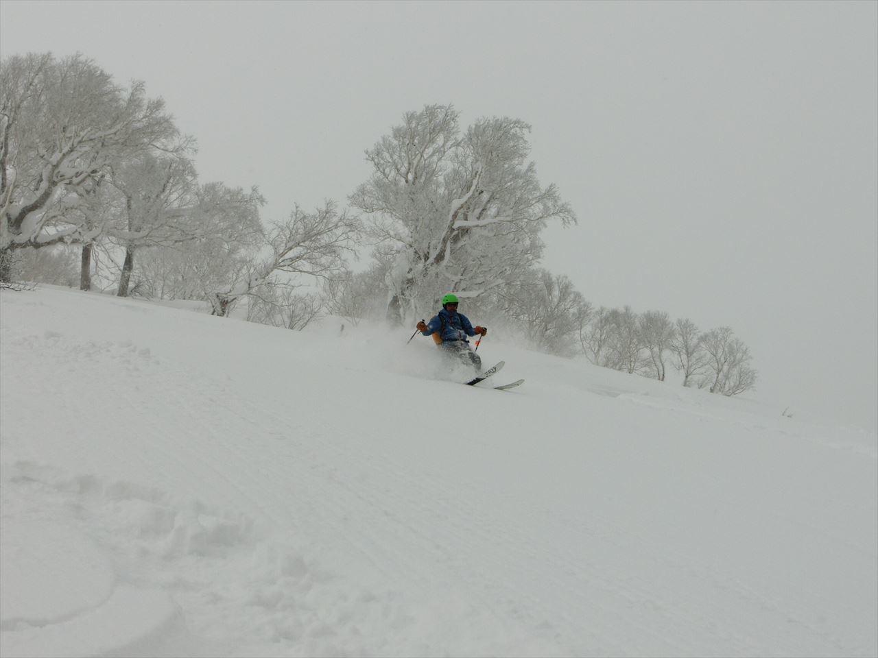 2017年1月21日朝里岳を滑る-2_c0242406_11435925.jpg