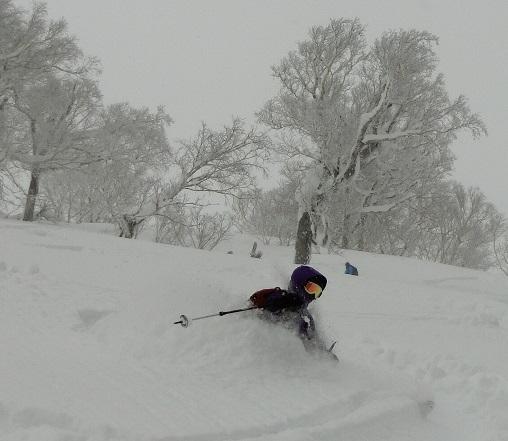 2017年1月21日朝里岳を滑る-2_c0242406_11505915.jpg