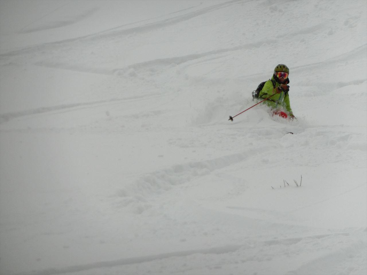 2017年1月21日朝里岳を滑る-2_c0242406_11535858.jpg