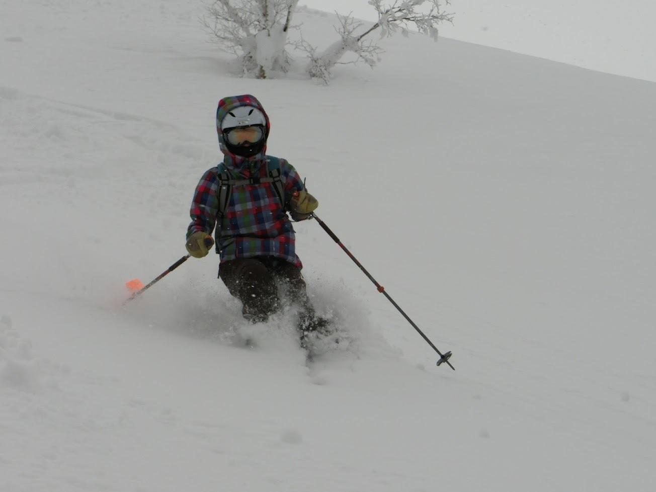 2017年1月21日朝里岳を滑る-2_c0242406_11552382.jpg