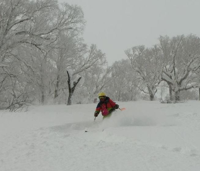 2017年1月21日朝里岳を滑る-2_c0242406_12000720.jpg