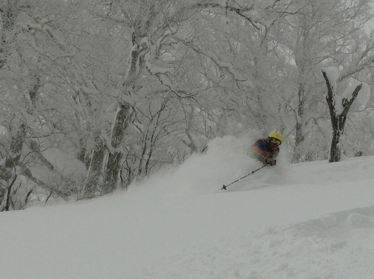 2017年1月21日朝里岳を滑る-2_c0242406_12145036.jpg