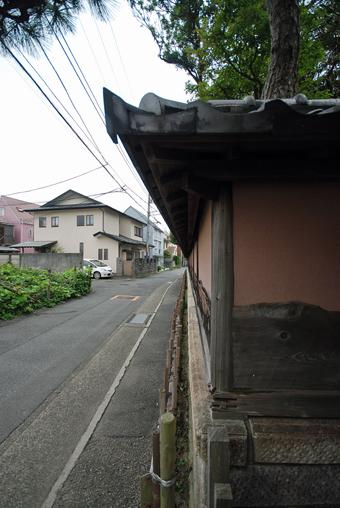吉田五十八設計の吉屋信子邸_c0195909_07252656.jpg