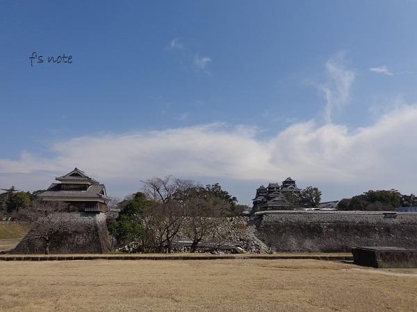 九州旅行 3/1 熊本城_d0356844_03230412.jpg