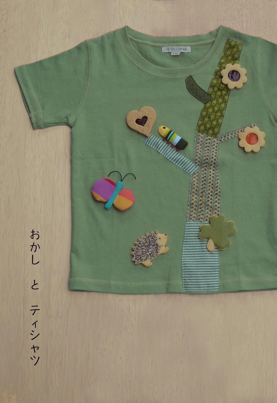 「おかし と ティシャツ」展_f0046663_2011269.jpg