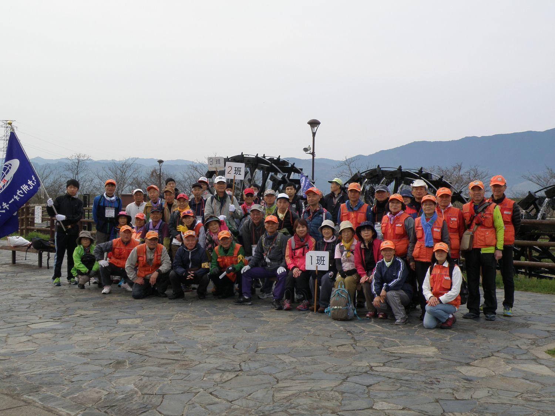第45回西日本100キロビッグハイク全国大会-2_b0220064_14410504.jpg