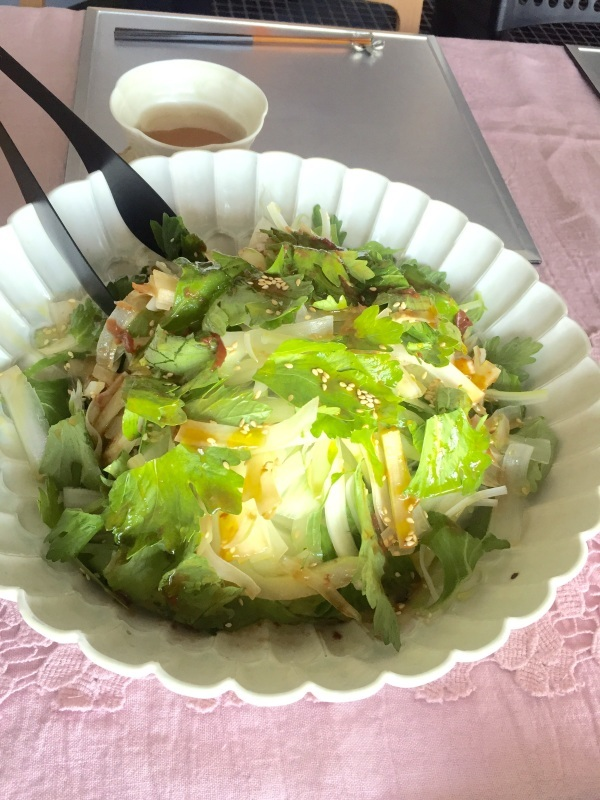 yuko\'s dish(青柳裕子先生お料理教室)_c0366777_16184708.jpg