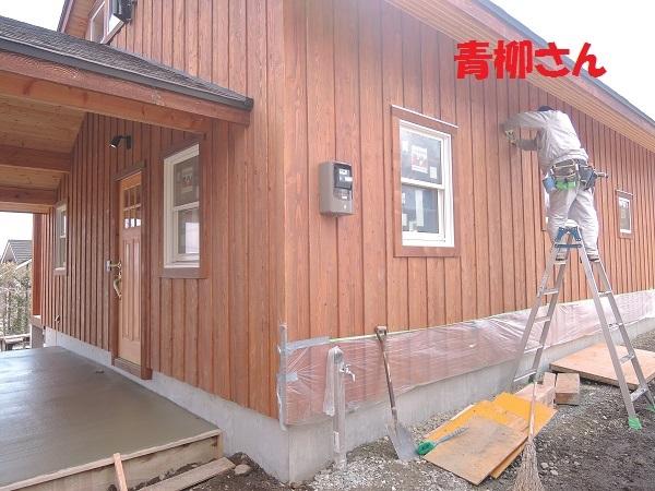 小淵沢S井さん邸の現場より 18_a0211886_17343847.jpg