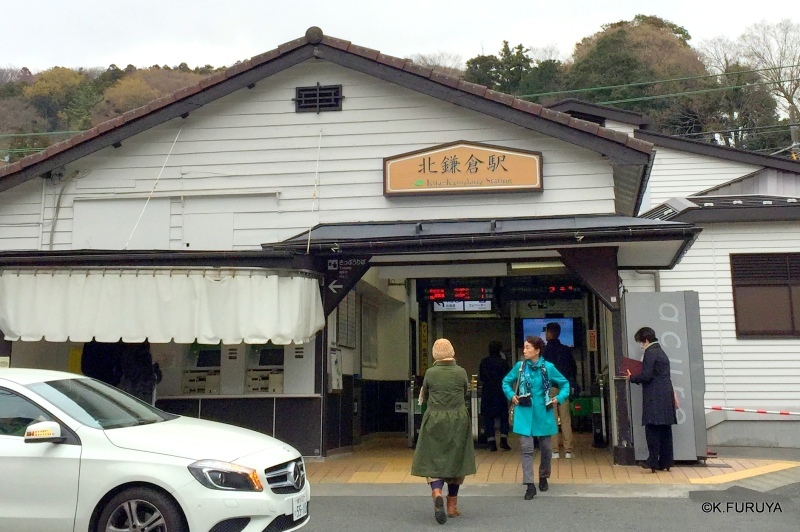 ☂ 雨の鎌倉散策 ☂  極楽寺へ_a0092659_19412924.jpg
