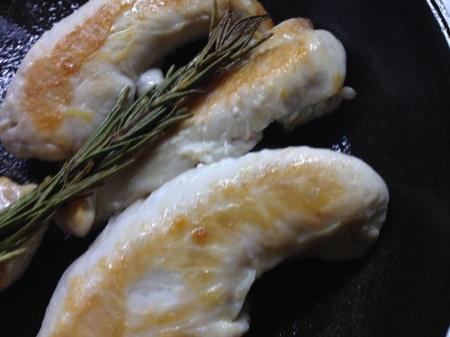鶏ササミとヨーグルトの温サラダ_a0136671_02314876.jpg