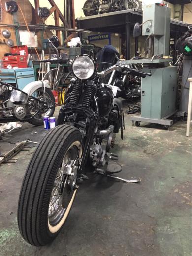 本日のgeemotorcycles は!_a0110720_19440634.jpg