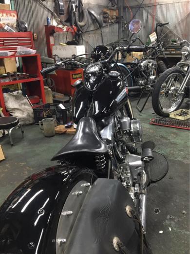 本日のgeemotorcycles は!_a0110720_19440769.jpg