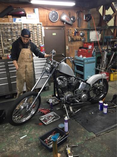 本日のgeemotorcycles は!_a0110720_19440947.jpg