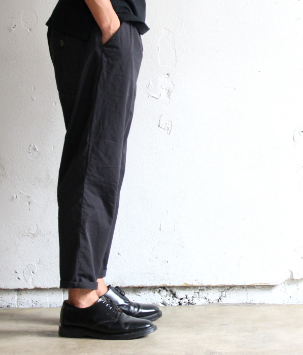 Wide Tapered Tuck Ankle PTS_e0142928_21475658.jpg