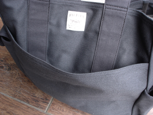 "NEW : Nigel Cabourn [TOTE BAG] ""HALFTEX"" 2017 SPRING !!_a0132147_17263125.jpg"