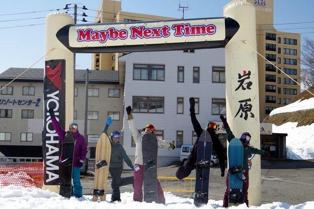 【滑走レポ 2017.3.30】 岩原カービングセッション@岩原_e0037849_08242084.jpg