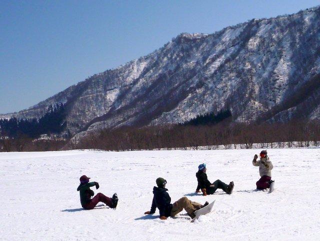 【滑走レポ 2017.3.30】 岩原カービングセッション@岩原_e0037849_08252907.jpg