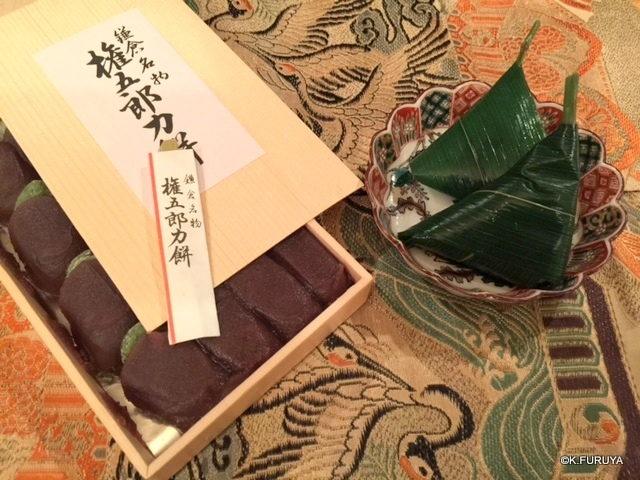 ☂ 雨の鎌倉散策 ☂  成就院と御霊神社_a0092659_20000253.jpg