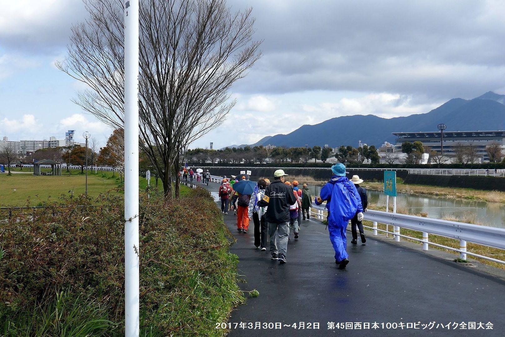 第45回西日本100キロビッグハイク全国大会ー3_b0220064_15222619.jpg