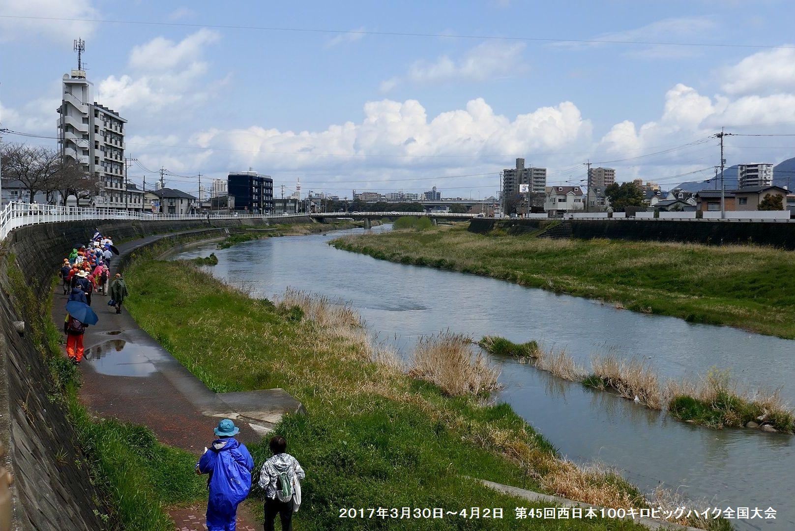 第45回西日本100キロビッグハイク全国大会ー3_b0220064_15371592.jpg