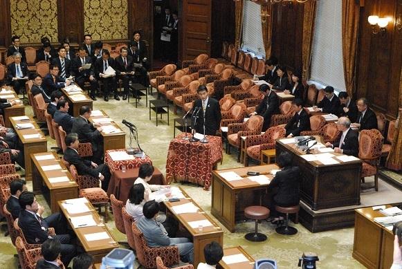 2016. 4. 6 「福島復興再生特措法の一部改正法律案」の審議が始まりました。_a0255967_14224658.jpg
