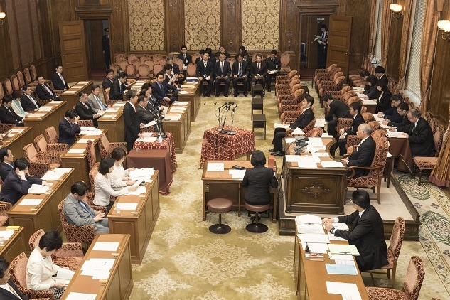 2016. 4. 6 「福島復興再生特措法の一部改正法律案」の審議が始まりました。_a0255967_14244454.jpg