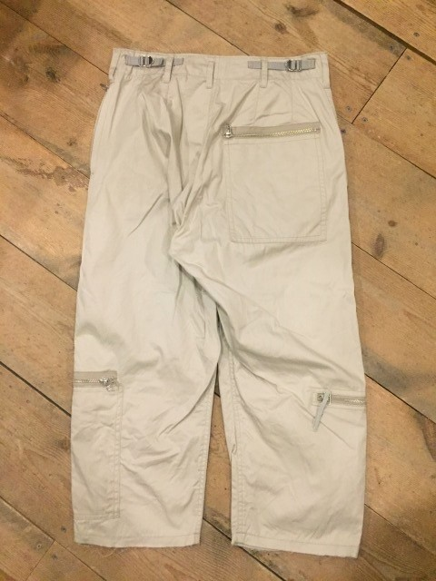 NOTAN AVIATOR TROUSERS_d0121303_18581740.jpg