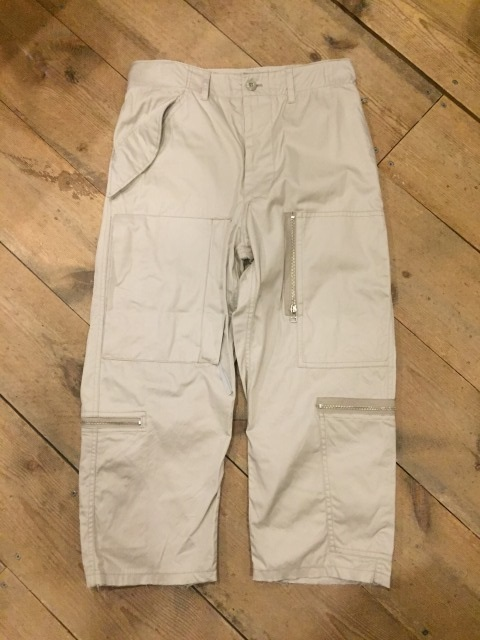 NOTAN AVIATOR TROUSERS_d0121303_18581934.jpg