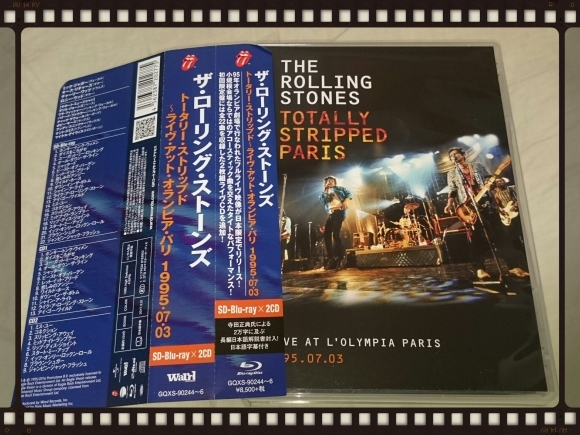 THE ROLLING STONES / TOTALLY STRIPPED PARIS_b0042308_23483214.jpg
