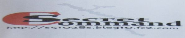 [バス]シークレットコマンド 数アイテム入荷_a0153216_16293441.jpg
