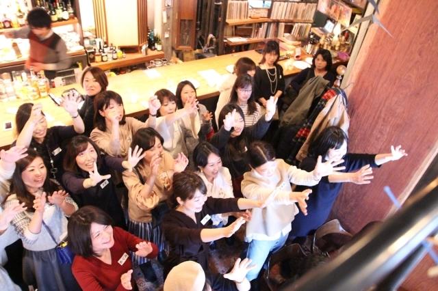 彩先生 送別&ウェディングパーティー 4/1_d0086634_16200132.jpg