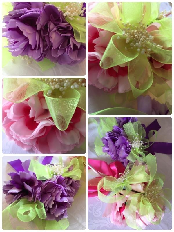 【Peonies Bouquet ピオニー ブーケ 】_c0196240_17551871.jpg