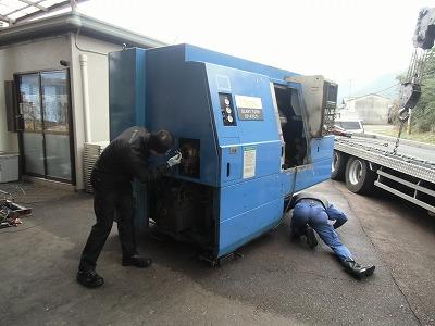 4/7(金)機械の搬出_a0272042_16341648.jpg