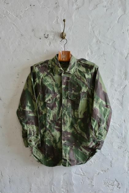 Portuguese army lizard camouflage shirts と仙台店スタッフ募集のお知らせ_f0226051_17245030.jpg