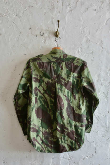 Portuguese army lizard camouflage shirts と仙台店スタッフ募集のお知らせ_f0226051_17251049.jpg
