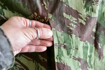 Portuguese army lizard camouflage shirts と仙台店スタッフ募集のお知らせ_f0226051_17252710.jpg