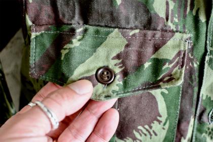Portuguese army lizard camouflage shirts と仙台店スタッフ募集のお知らせ_f0226051_17255340.jpg