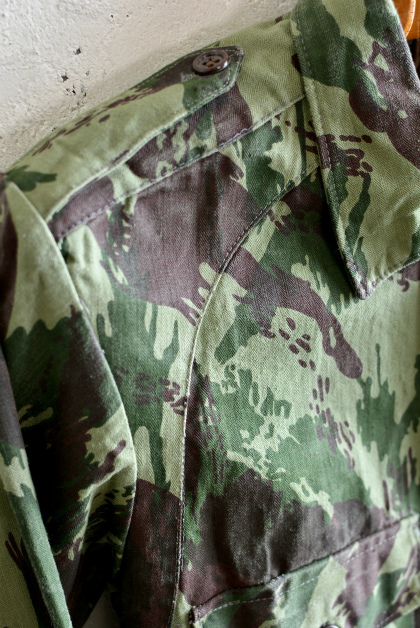Portuguese army lizard camouflage shirts と仙台店スタッフ募集のお知らせ_f0226051_17260613.jpg