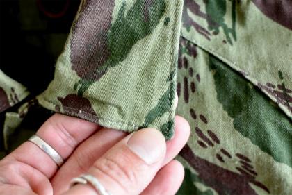 Portuguese army lizard camouflage shirts と仙台店スタッフ募集のお知らせ_f0226051_17262803.jpg