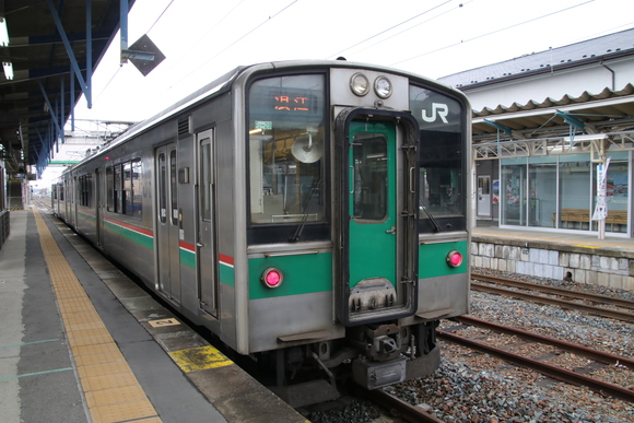 青春18切符 浪江駅まで行く旅_d0202264_1129407.jpg