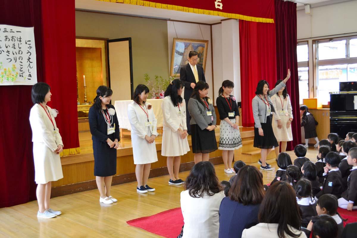 第二幼稚園 入園式_d0353789_11582962.jpg