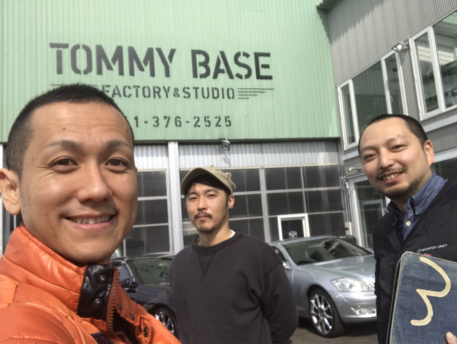 4月7日(金)TOMMY BASE ともみブログ☆カマロ ハマー ランクル_b0127002_14113727.jpg