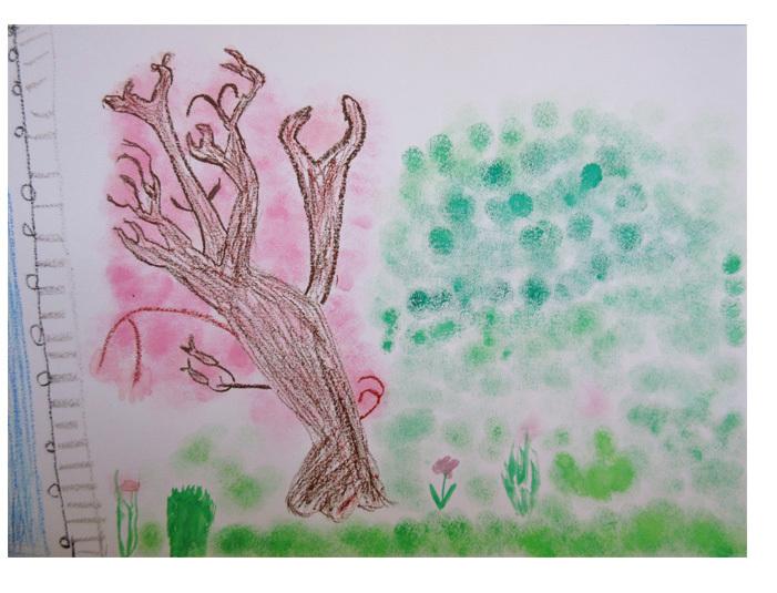 桜満開・小学生クラス(上高野)_f0211514_23152482.jpg