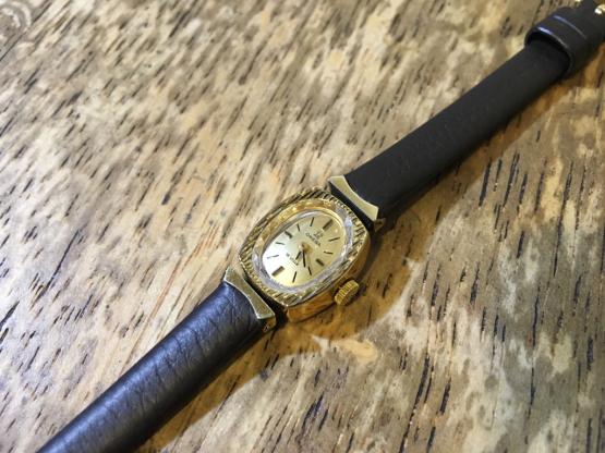 super popular 7586f 415e1 オメガ デビル レディース手巻き時計修理 : トライフル・西荻窪 ...