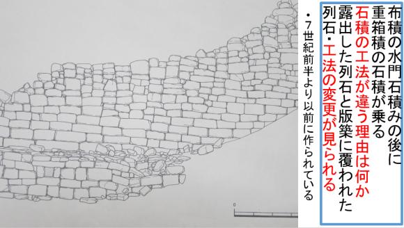 240神籠石の水門の技術は共通する_a0237545_09534048.png