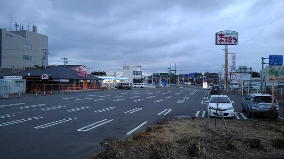 帰還困難区域を抜けてJR竜田駅まで_d0202264_2122398.jpg